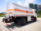 东风燃料油10吨运油车12吨油罐车加油车