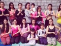 重庆专业肚皮舞培训曼秀国际东方舞瑜伽培训中心