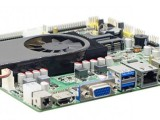 J3160千兆网口6串口4USB低功耗多显示ITX主板