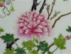 哪家公司花卉瓷板画私下交易价格高
