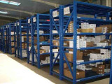 宁波厂家三立柱货架 面料堆垛架 布料货架免费安装