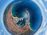 鄭州全景拍攝制作,專業無人機航拍航測服務