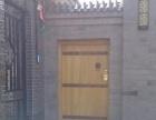 广东榆木古别墅庭院大门乡村原木门进户门