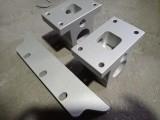我厂专业加工大小批量的铝件喷砂订单
