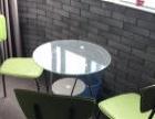 办公茶几加3凳子转让 -160元