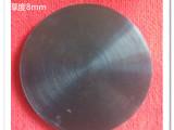 【企业集采】橡胶垫片垫圈 圆盘取样刀垫片 8mm厚取样刀橡胶垫片