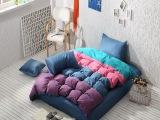 家纺芦荟棉纯四色活性床上用品套件批发婚庆4件套一件代发最便宜