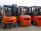 滨州地区高价回收二手叉车出售二手叉车