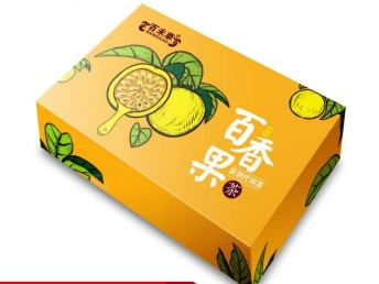 百未草牌百香果袋泡代用茶貼牌代加工源頭廠家