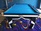 山西品牌台球桌厂 可定做任意一款台球桌 物美价廉