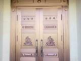 别墅门 别墅铜门