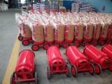 厂家直销安徽合肥干粉灭火器充装费用优惠
