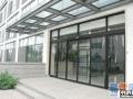 北京宣武区安装玻璃门定做烤漆玻璃门