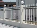铁艺围栏/锌钢护栏/楼梯扶手/阳台护栏/窗护栏/室外护栏栏杆