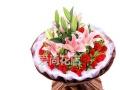 济南鲜花预定1小时速递 99朵玫瑰仅售249元
