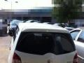 日产骊威2010款1.6L 手动 劲悦版超能型 5座 白色车身时