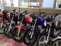 大量批发各种二手摩托车