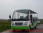 江西14座燃油观光车燃油接待车吉安汽油观光车(图)
