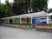 哪家自行车棚公司比较好,信阳自行车棚