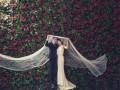 做完美新娘根据脸型选择头纱的技巧