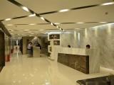 汉峪金谷精装办公室,单人双人办公位,独立办公间一应俱全
