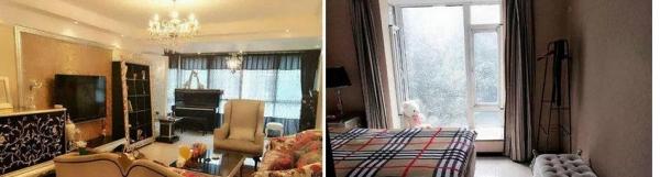 桃山景观花园 2室2厅 主卧
