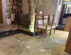 慕凯风复古地坪漆 漫咖啡风格 影楼复古 网咖装饰