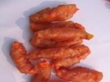 狗狗零食胡蘿卜雞肉卷