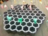 安阳大型灯光星空花园迷宫 蜂巢迷宫设备租售