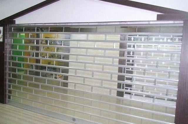 水晶卷帘门 卷帘门价格 水晶门维修 可定制 满意后付款
