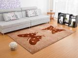 特价加厚加密卧室办公室客厅地毯床边地毯4D地毯厂家批发来样定做
