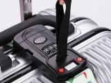 广东广州厂家定制一字印花称重密码捆绑带 涤纶行李带