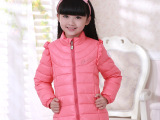 厂家直销儿童羽绒服女童款童装羽绒服韩版羽绒服童装批发外贸原单