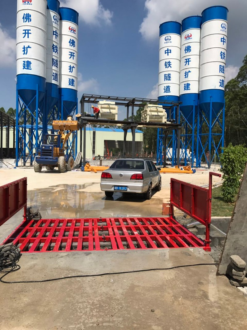 深圳洗轮机,工地洗车机,工地洗车台