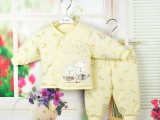奥婴会新生儿衣服婴幼儿棉服套装男女宝宝冬季纯棉加厚外出服套装