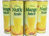 越南进口mango大自然饮料芒果汁240ml/罐一箱芒果果汁饮料