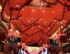 海诺婚礼策划中心红色系高端婚礼