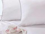 特价促销枕芯磨毛压花枕芯 单人单只枕芯枕头