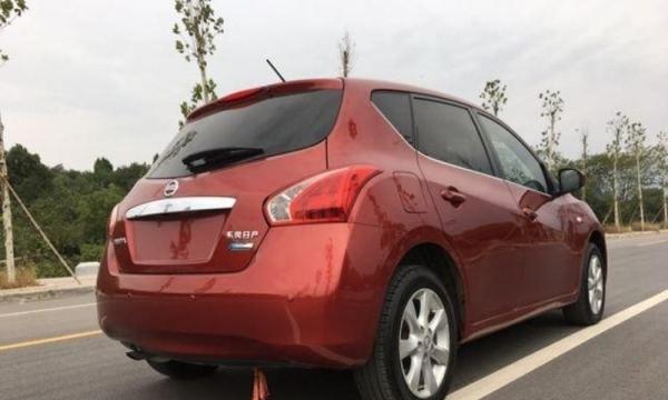 日产骐达2012款 骐达GTS 1.6T 无级 极速限量版 个人私家车 车况精品