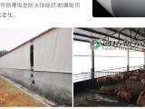 重庆猪舍卷帘厂 重庆防水帆布 生产帆布卷帘
