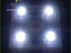 专业生产LED模组 方形4灯防水LED广告模组 质量保证价格实惠