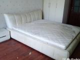 纯皮床原价超过5000,不含床垫,需自提