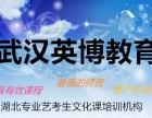 武汉艺术生文化课培训机构-英博教育