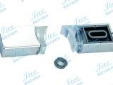 大量批发不锈钢淋浴房轨道配件可调节缓冲防撞块、淋浴房配件(新)
