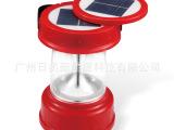 2W多功能太阳能野营灯 太阳能充电手提灯  led太阳能家庭照明