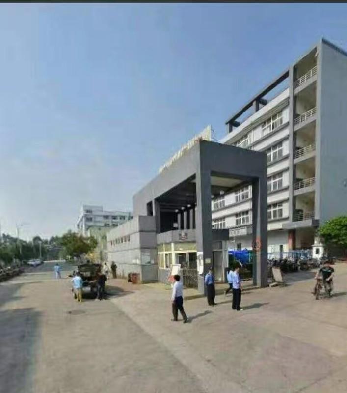 松岗独门独院厂房57000平方米售4.6亿