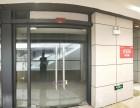 上下扶梯口 购物中心独立门面 4.2米大门头