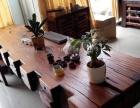 老船木家具沉船木差桌椅茶台茶几跑茶桌