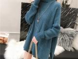 工厂直销韩版女式毛衣冬季质量好品牌尾货羊毛衫库存毛衣摆摊甩卖
