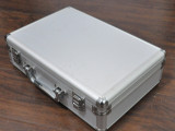 厂家直销精美工具箱 铝合金收纳箱 小型储物箱 电子仪器箱